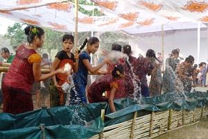 বান্দরবানে ৫দিন ব্যাপী বর্ণাঢ্য আয়োজনে শুরু হচ্ছে পাহাড়ীদের বর্ষবরণ