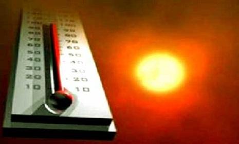 রাজশাহীতে ১৪ বছরের রেকর্ড ভেঙে সর্বোচ্চ তাপমাত্রা