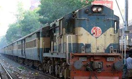 ঢাকা, চট্টগ্রাম ও সিলেটের রেল যোগাযোগ স্বাভাবিক