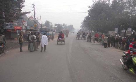 খুলনা বিভাগের ১০ জেলায় পরিবহণ ধর্মঘট
