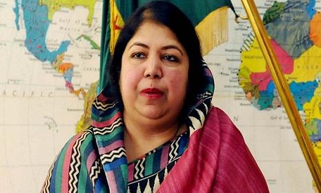 'নারী নেতৃত্বে বাংলাদেশ বিশ্বের মাইলফলক'