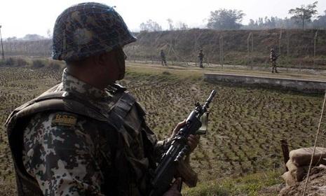 হাতীবান্ধা সীমান্তে বিএসএফের গুলিতে বাংলাদেশি নিহত