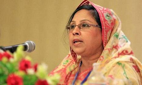 'সরকার নারীদের আর্থসামাজিক উন্নয়নে প্রতিশ্রুতিবদ্ধ'