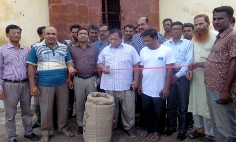 'আওয়ামী সরকার বেশি দামে কৃষকদের ধান ক্রয় করছে'