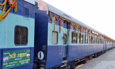 কলকাতা-ঢাকা রুটে নতুন ট্রেন