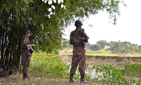 বিজিবি'র কড়া নজরদারীতেও ঠেকানো যাচ্ছে না রোহিঙ্গা অনুপ্রবেশ