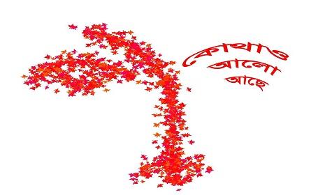 প্রবীর বিকাশ সরকারের নতুন উপন্যাস 'কোথাও আলো আছে'