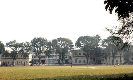 একটি কলংক তিলকের নাম রাজেন্দ্র কলেজ সংসদ নির্বাচন ২০১৭