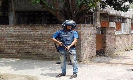 রাজশাহীতে পুলিশের 'ব্লক রেইড'