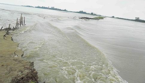 হাওরে বন্যা: পাউবোর ৩ প্রকৌশলী বরখাস্ত