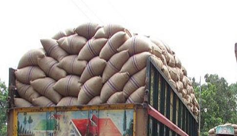 রাজশাহী অঞ্চলে কৃষকের নামে গম দিচ্ছে সিন্ডিকেট