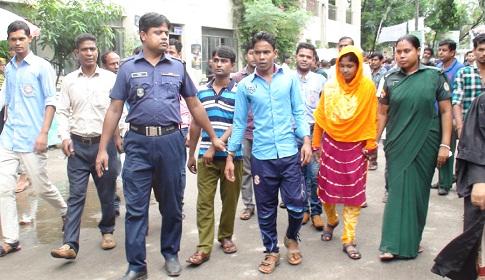 নারায়ণগঞ্জে শিশু রমজান হত্যা মামলায় নারীসহ ৩ জনের যাবজ্জীবন