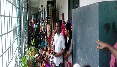 কারমাইকেল কলেজ অধ্যক্ষ অবরুদ্ধ