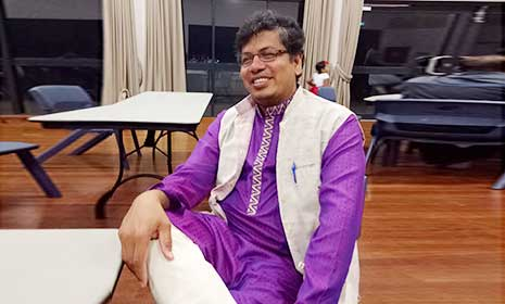 রামায়ণ অবলম্বনে প্রবাসী লেখক বিশ্বজিত বসুর নাটক 'অকাল বোধন' : পর্ব- ৪