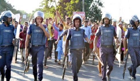 রংপুরে ২ হাজার জনকে আসামি করে মামলা