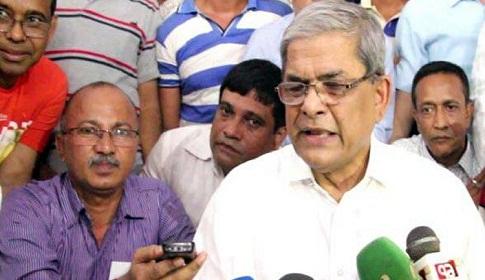 'খালেদা জিয়া ছাড়া নির্বাচন হবে না'