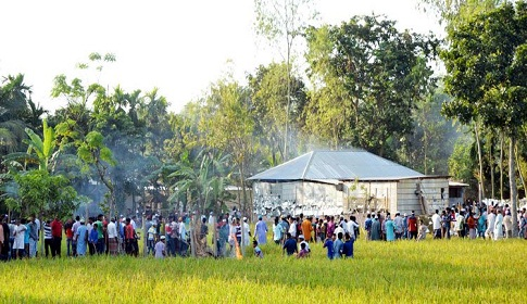 ঠাকুরপাড়া তাণ্ডব : ৫ আসামি রিমান্ডে