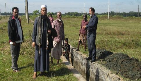 মৌলভীবাজার জেলা বিশ্ব ইজতেমা মাঠের কাজশুরু ১৫ ডিসেম্বর