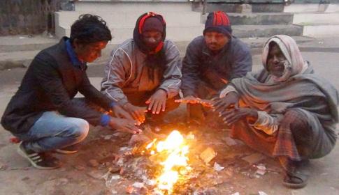 সারাদেশে সর্বনিন্ম তাপমাত্রানওগাঁয়