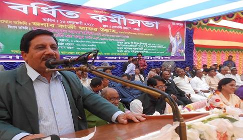 'বিএনপি-জামায়তসহ স্বাধীনতা বিরোধীরা নির্বাচন নিয়ে যড়যন্ত্র করছে'