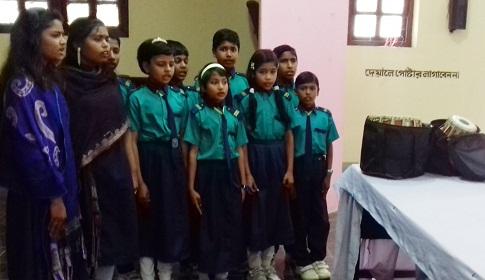 চাটমোহরে শুদ্ধ জাতীয় সংগীত পরিবেশন প্রতিযোগিতা