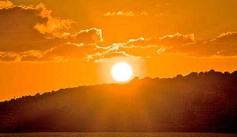 ২০৫০ সাল নাগাদ সূর্যের উত্তাপ ৭ শতাংশ কমবে