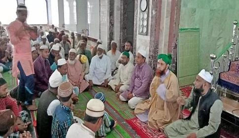 খালেদার মুক্তির জন্য মৌলভীবাজারে বিএনপির দোয়া মাহফিল