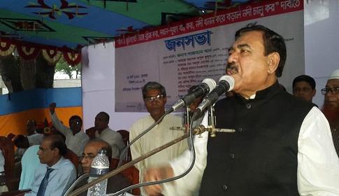 খালেদা রাজনীতির অংকে ভুল করেছেন : নৌমন্ত্রী