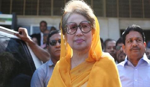 কুমিল্লার মামলায় খালেদার জামিন নামঞ্জুর