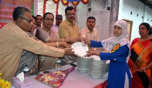 মাগুরায় শিবরামপুর স্কুলের বার্ষিক ক্রীড়া প্রতিযোগিতা