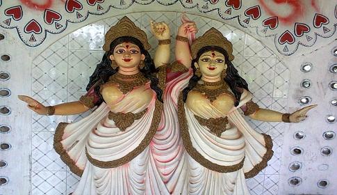 রাজারহাটে সিন্দুরমতী দিঘীতে পূর্ণস্নান কাল