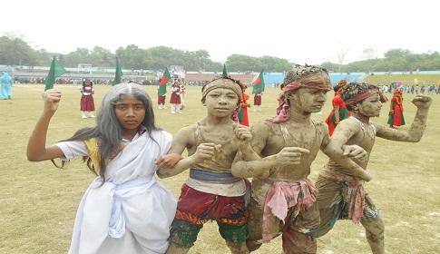 মাগুরায় মহান স্বাধীনতা ও জাতীয় দিবস পালিত