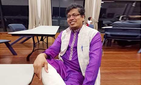 বিশ্বজিৎ বসু'র 'বর্ণমালায় হেমন্তকাল'