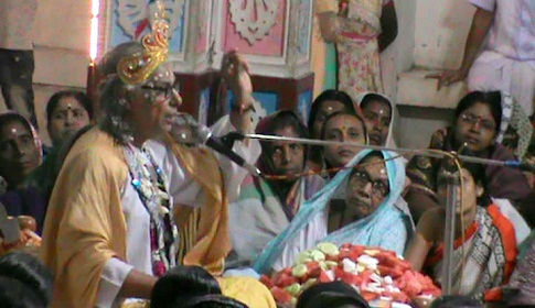 ধামরাইয়ে হিন্দু সম্প্রদায়ের সপ্তাহব্যাপী বার্ষিক ধর্মীয় উৎসব