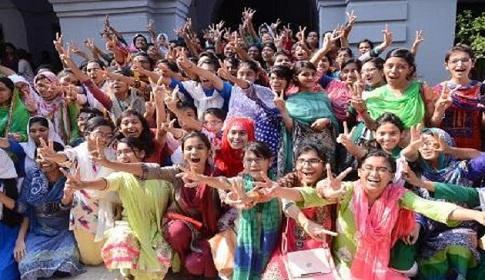 চট্টগ্রামে পাশের হার ৭৫.৫০, জিপিএ-৫ ৮ হাজার ৯৪