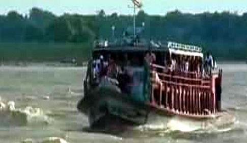 কাঠালবাড়ি-শিমুলিয়া নৌরুটে লঞ্চ-স্পিডবোট চলাচল বন্ধ