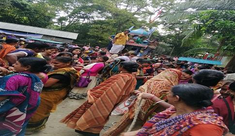 নাগরপুরে রথযাত্রা উৎসব পালিত