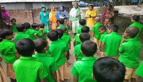 কবি কামনা ইসলামের উদ্যোগে গড়ে উঠছে শিশুদের জন্য বহুমূখী শিক্ষা প্রতিষ্ঠান