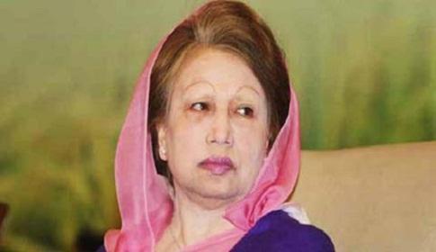 রাষ্ট্রপক্ষের আবেদনে 'নো অর্ডার', খালেদার জামিন বহাল