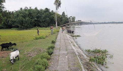 গাইবান্ধায় ৪৬ বছরে কাজ হয়েছে মাত্র সাড়ে ৯ কিলোমিটার