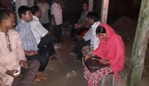 প্রেমের টানে সুনামগঞ্জ থেকে পলাশবাড়ী অতঃপর বিয়ে