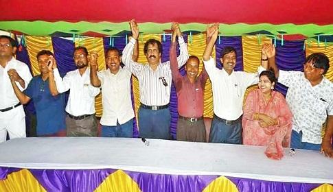 শেরপুর প্রেসক্লাবের নয়া কমিটি : শরিফ সভাপতি, সাধারণ সম্পাদক মেরাজ