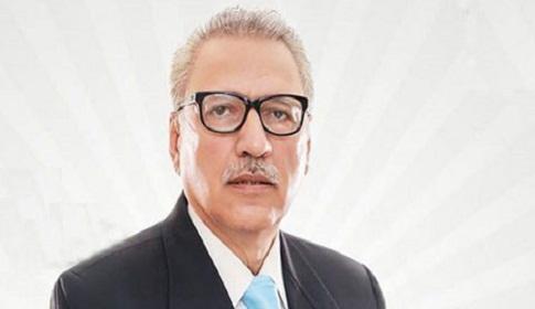 পাকিস্তানের ১৩তম রাষ্ট্রপতি আরিফ আলভি