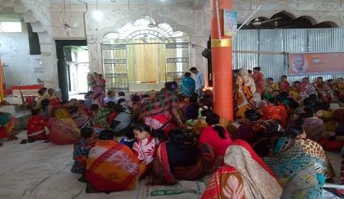 গলাচিপায় লোকনাথ ব্রক্ষ্মচারীর ২৮৮তম আর্বিভাব উৎসব পালিত