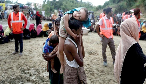 রোহিঙ্গাদের একটি দলকে শিগগিরই মিয়ানমারে প্রত্যাবাসন করা হবে