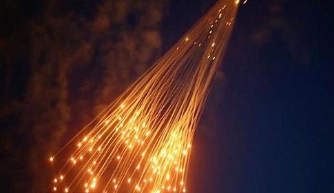 সিরিয়ায় ফসফরাস বোমা নিক্ষেপ করেছে যুক্তরাষ্ট্র : রাশিয়া