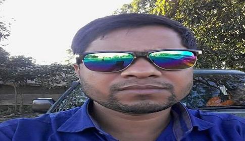 মদনে উপজেলা পরিষদের চেয়ারম্যানের গাড়ি চালক আত্মগোপনে
