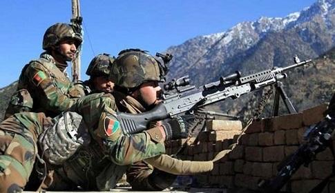 আফগানিস্তানে তালেবানের সঙ্গে সংঘর্ষে নিরাপত্তা বাহিনীর ৬০ সদস্য নিহত