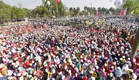 সোহরাওয়ার্দী উদ্যান চাইলেই বরাদ্দ : কাদের