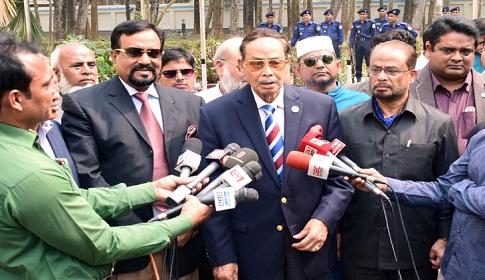 নির্বাচনকালীন সরকারে মন্ত্রী থাকবো : এরশাদ
